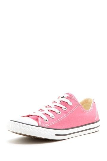 Classic Pink Converse shoes