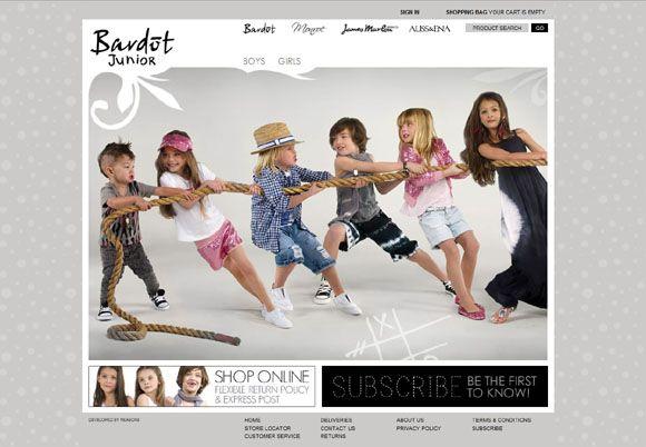 Junior Clothing Stores Online