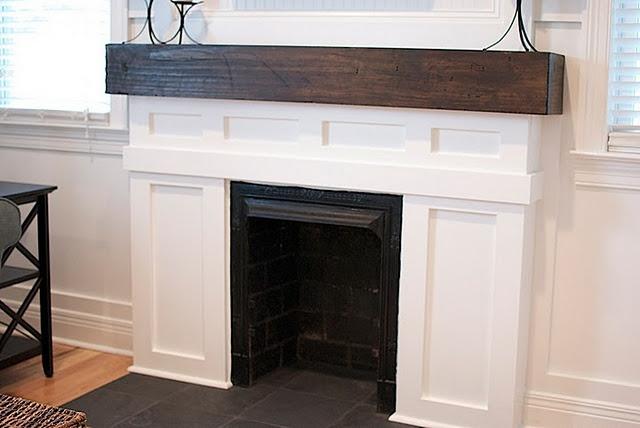 Fireplace Redo Fireplace Pinterest