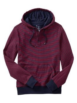 Striped pullover hoodie | Gap | Style | Pinterest