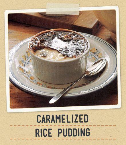 Rice Pudding | SWEET TREATS | Pinterest