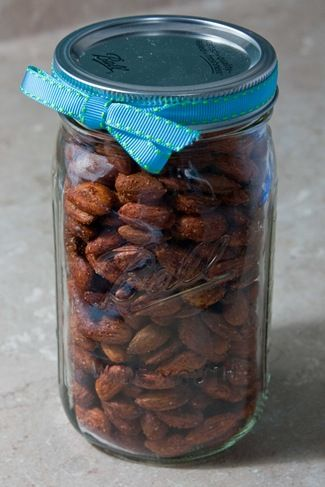 Smoked Paprika Roasted Almonds - You can use any smoked paprika (there ...