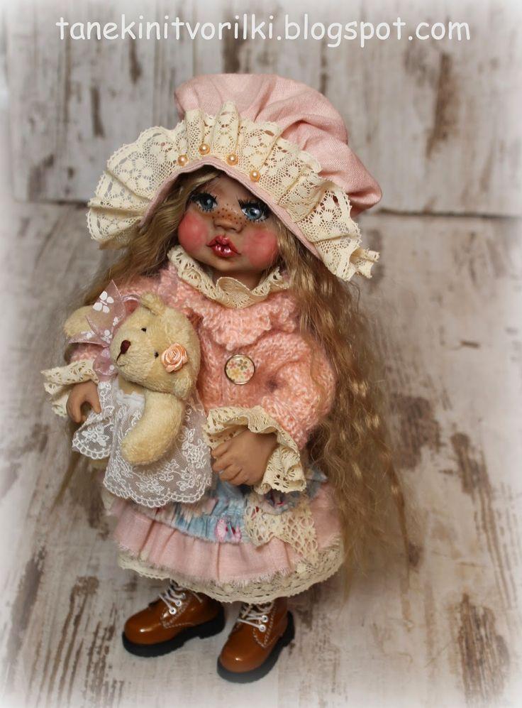 МОИ МЕГА-РАДОСТИ: Кукла Мария)
