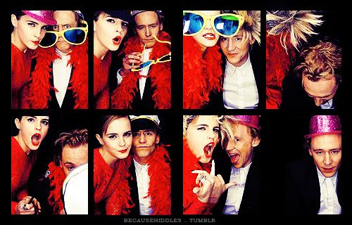 Tom Hiddleston And Emma Watson Emma watson and tom hiddleston