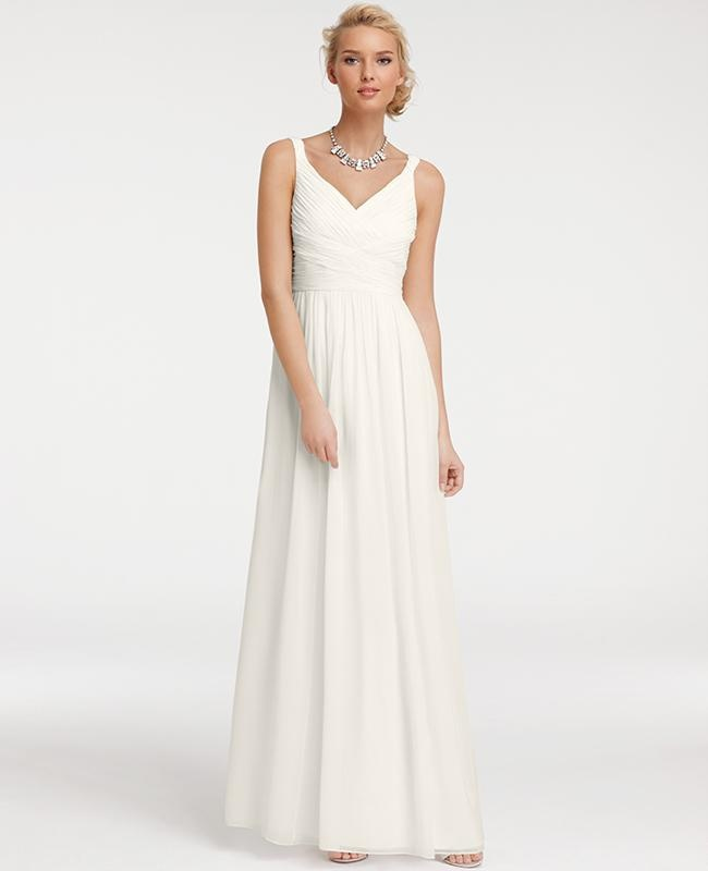 Designer wedding dress gallery ann taylor for Wedding dresses ann taylor