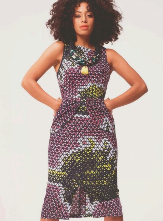 Solange s dress is so cute chitenge madness pinterest