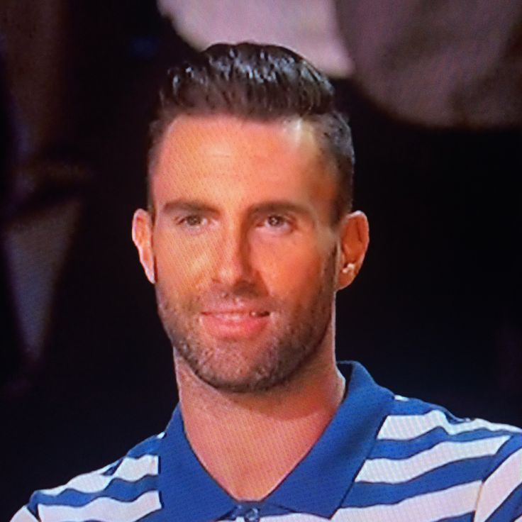 Adam Levine New Haircut The Voice - Find Hairstyle