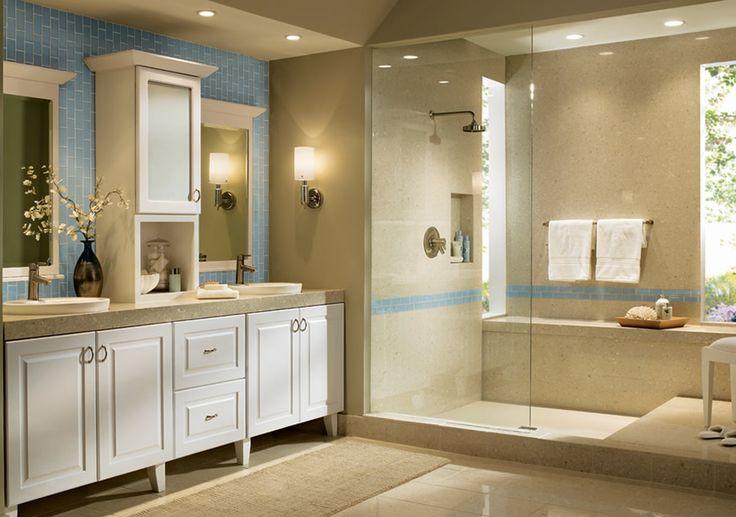kraftmaid cabinets bathroom bathroom ideas pinterest