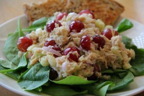 More like this: tuna salad , tuna and salad .