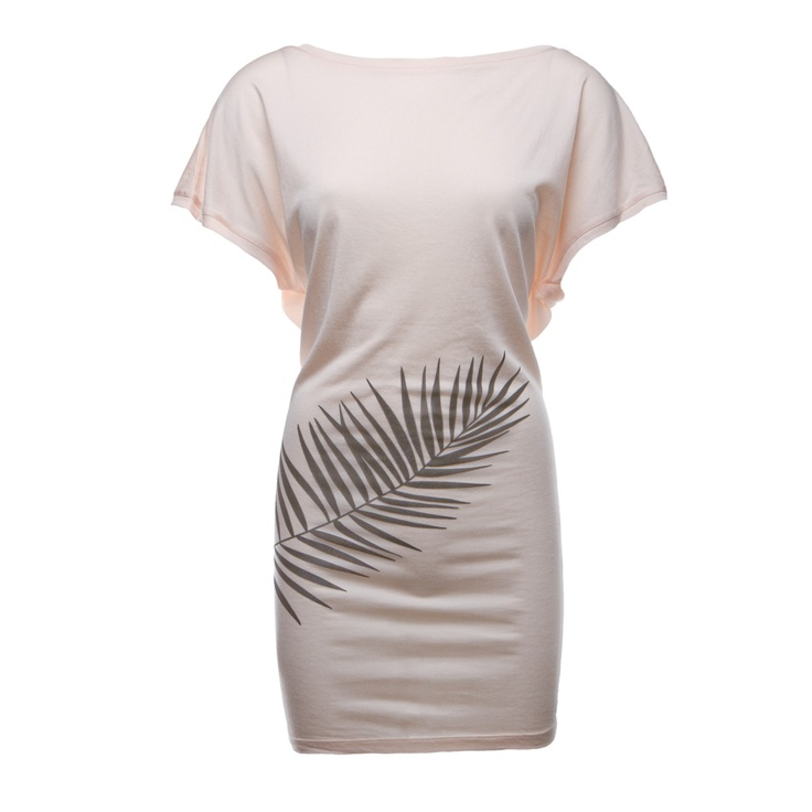 Tallulah Dress - I love the cut of the dress and that screen print is awesome!