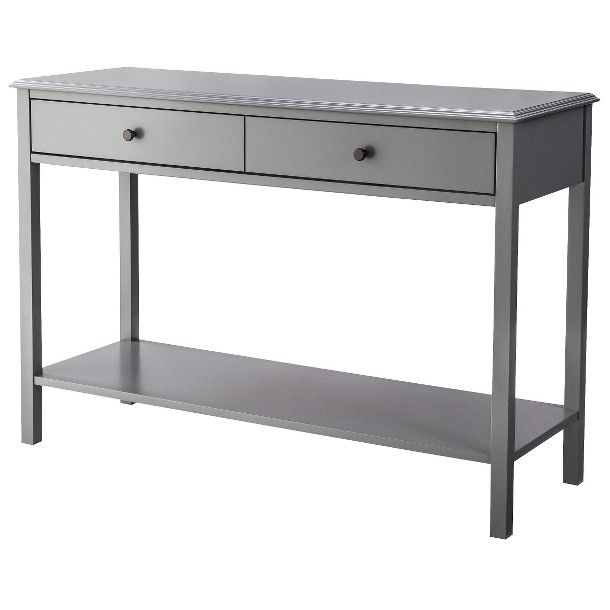 Threshold™ Windham Console Table in Gray (or blue) - I have just the ...