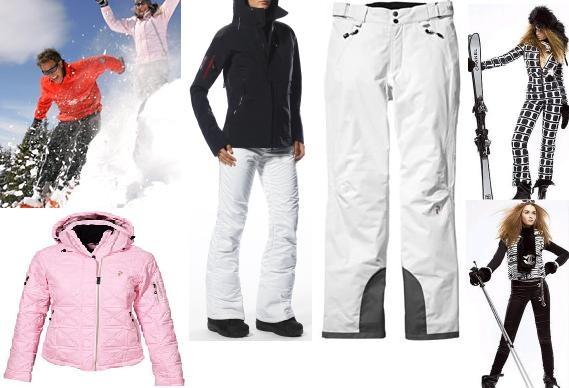 latest fashionista womens ski clothing powder fresh pinterest
