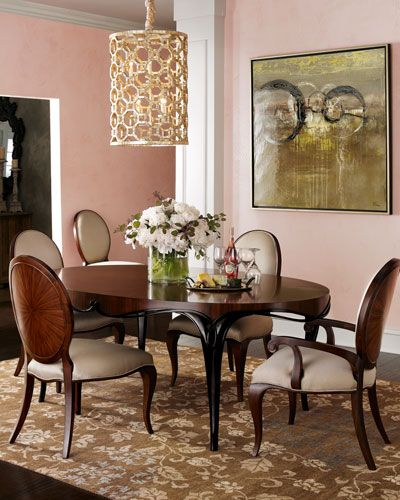 Dining Table And Chairs Dining Rooms Pinterest