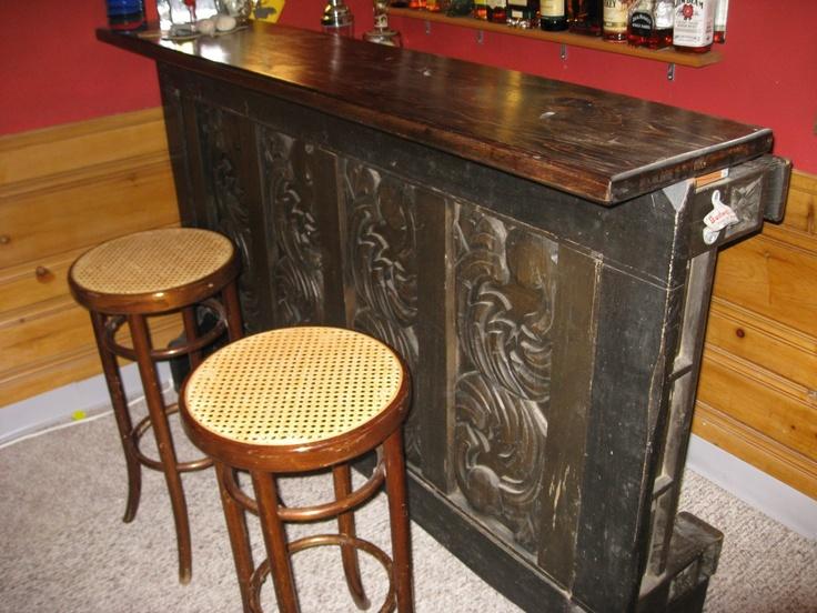 coffee table bar
