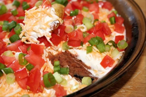More like this: mexican dips , dips and mexican dip recipes .