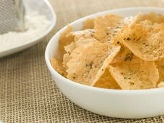 parmesan cheese crisps | It's Party Time | Adults | Pinterest