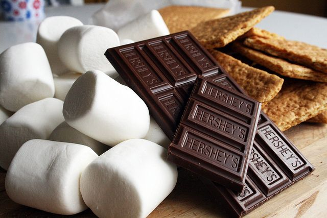 Oven baked s'mores. | Recipes | Pinterest
