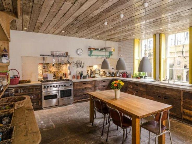 Idee Cucina Rustica : Idee per una cucina rustica rustic kitchens