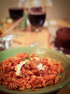 Tomato Beef Pasta | Foooood | Pinterest