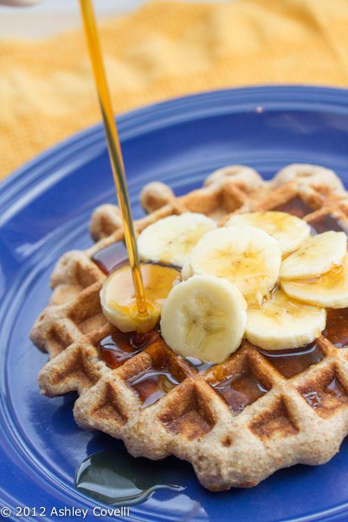 Recipe: Pumpkin Pie Spiced Belgian Waffles | Big Flavors from a Tiny ...
