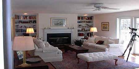 Cape cod living room  Home Decorations  Pinterest