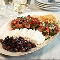 Middle Eastern Platter | Food and Drink | Pinterest