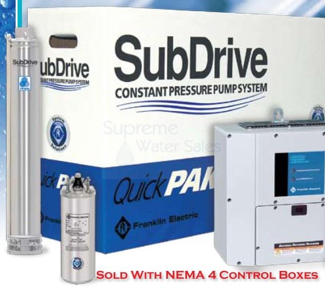 Constant Pressure Pump System Franklin Electric Pinterest
