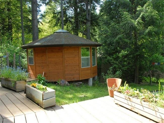 Unique Cabin Near Seattle Cool Cabins Pinterest