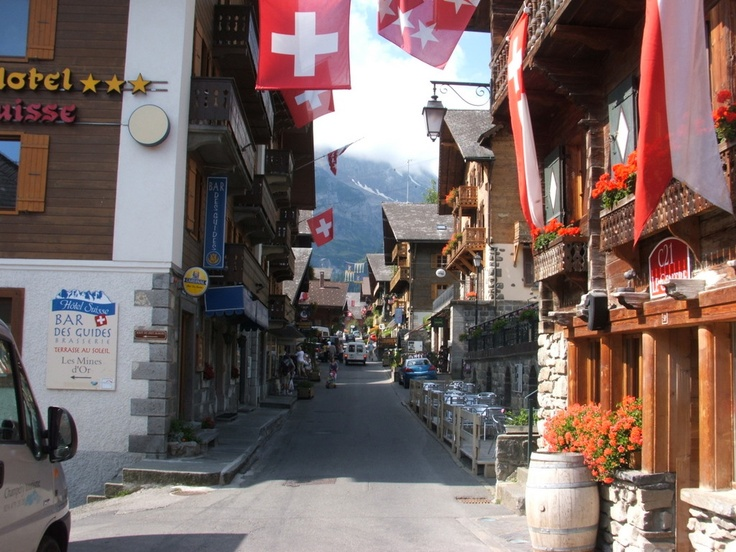 Champery Switzerland  city images : Champery, Switzerland | Places I've been | Pinterest