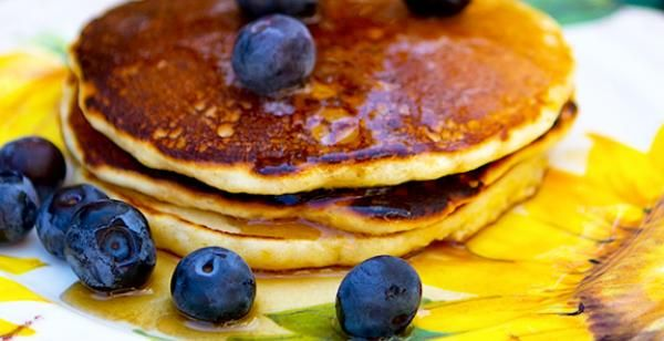 Homemade Cornmeal Griddle Pancake Mix Recipe | http://aol.it/19TgSyx ...