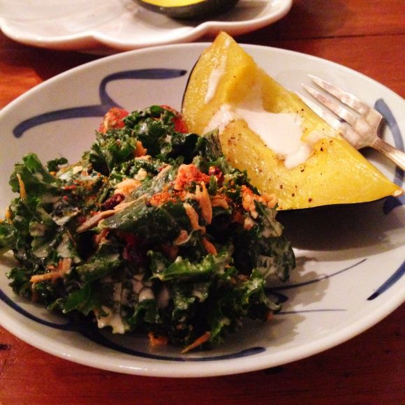 detox superfood kale salad | Healthy | Pinterest