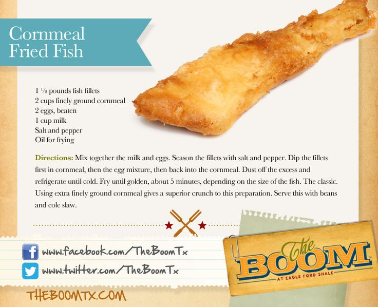 Cornmeal fried fish grill baby grill pinterest for Cornmeal fried fish