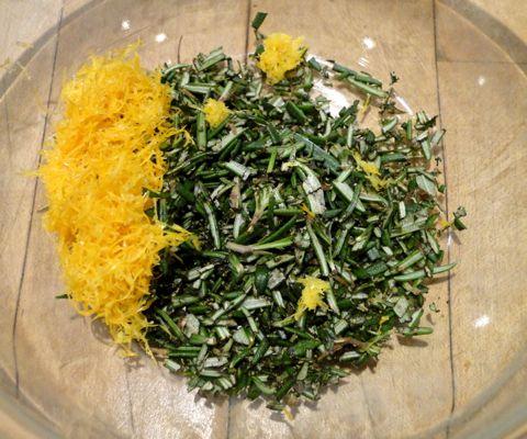 Chicken, artichoke, lemon and rosemary risotto | Recipe