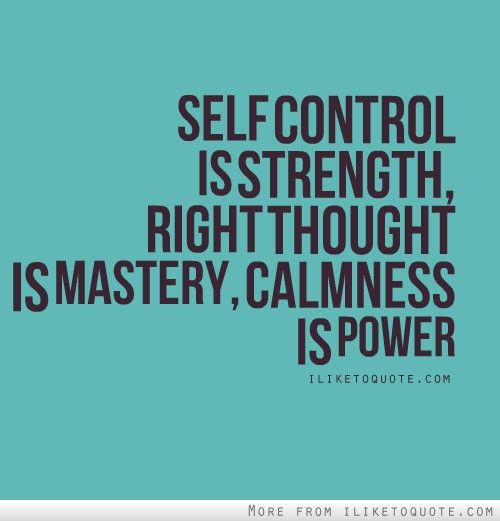 Quotes About Self Love And Strength : Self Control Bible Quotes. QuotesGram