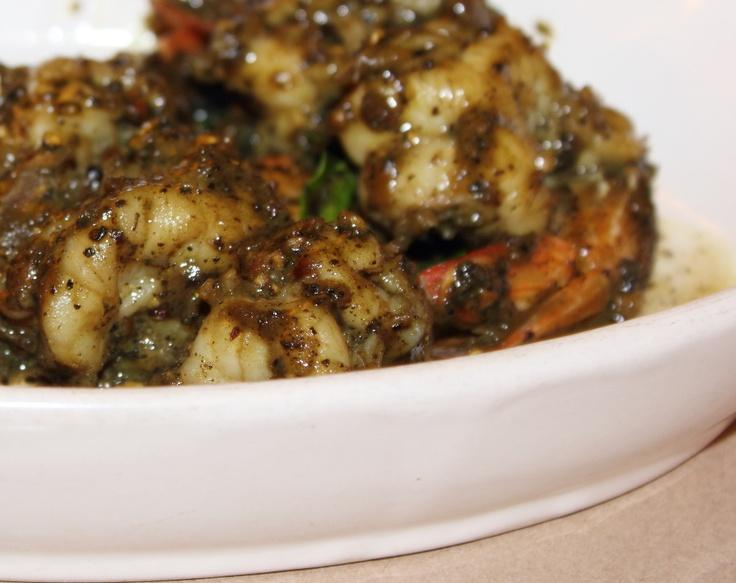 Prawns Butter Pepper Garlic | India ... where do I begin | Pinterest