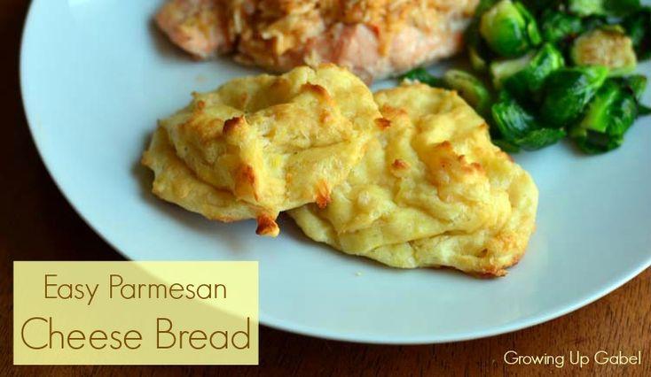 Parmesan Cheese Bread