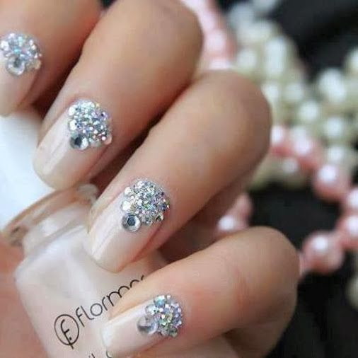 Nail Art For Prom: Prom Nail Art Ideas