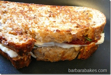 Roasted Tomato And Egg Grilled Cheese Sandwich Recipes — Dishmaps