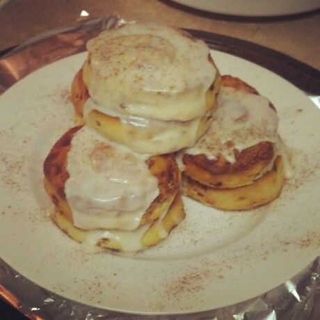 Sweet Potato Fig Cinnamon Rolls ..... | Bistro 712: Williams Café ...
