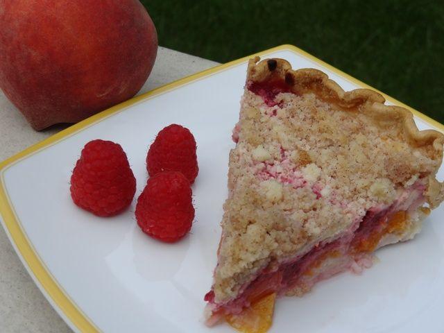 Donna's Peach Raspberry Custard Pie | Entertainment - Channel3000.com
