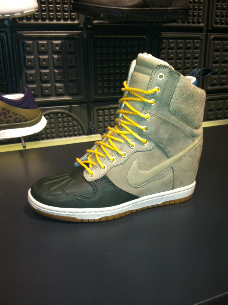 nike duck boot wedge nike boots acg nhs gateshead