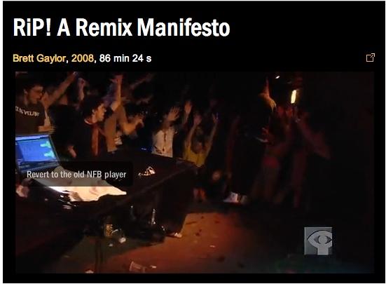 rip a remix manifesto review