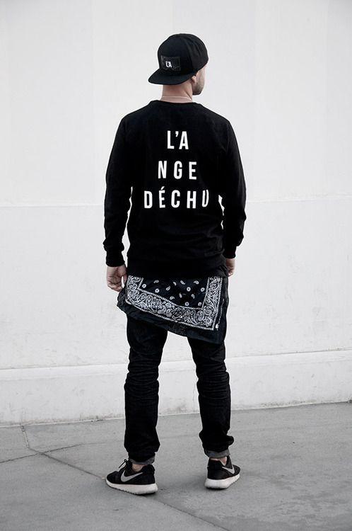 Street Style Male Fashion Pinterest