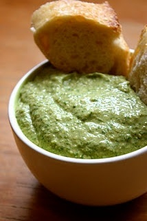 Spinach Artichoke Hummus | lets try this | Pinterest