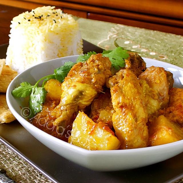 chicken curry w/ coconut milk | Main Dishes | Pinterest