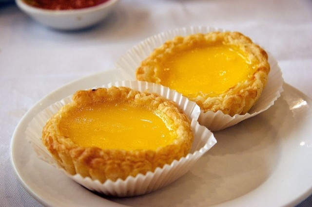 how to make egg tarts chinese
