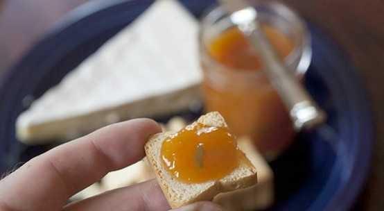 peach jalapeno jam! | For dinner tonight :) | Pinterest