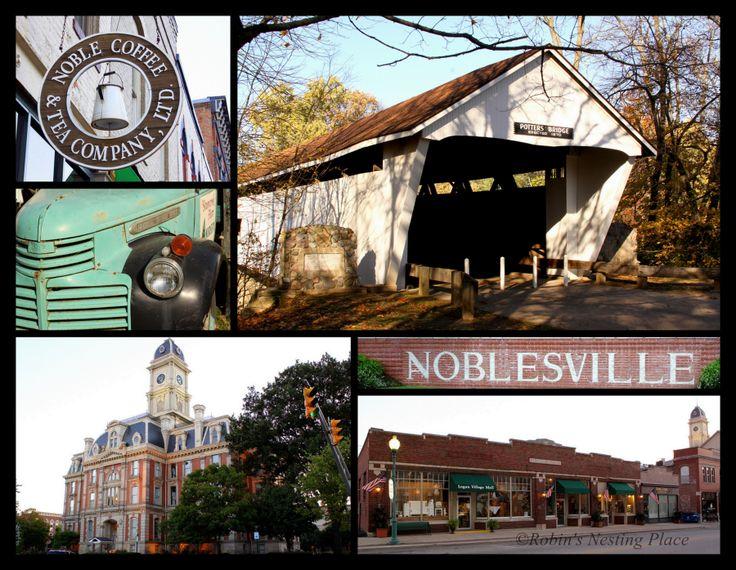 Logo design noblesville indiana