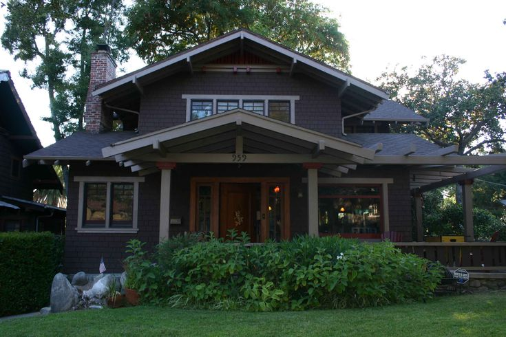 Craftsman Home The Homes Pinterest