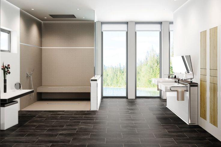 Moderne Badezimmer : Moderne Badezimmer
